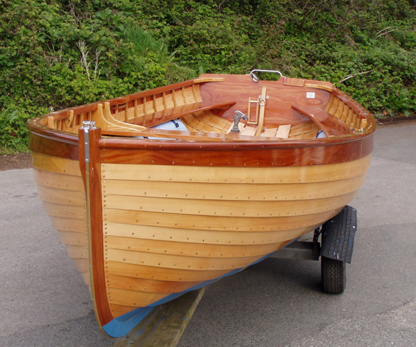 Fowey Rivers | Wooden Boat Builder