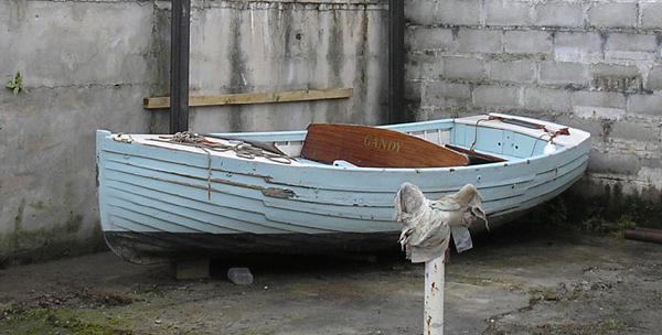Wooden boat sale uk kent